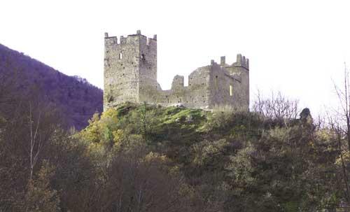 ariège chateau de Miglos