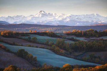 vallée arize et lèze ariège pyrénées