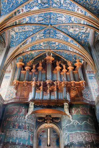 albi cathédrale sainte cécile tarn