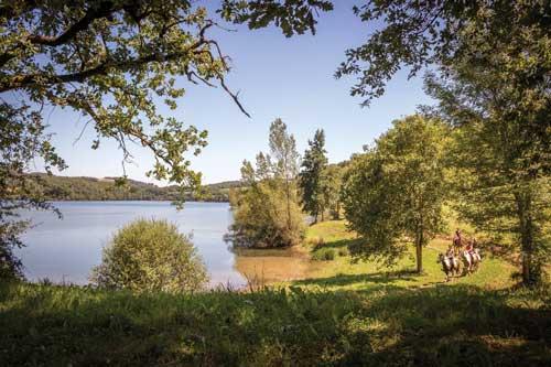 tarn le sentier du lac