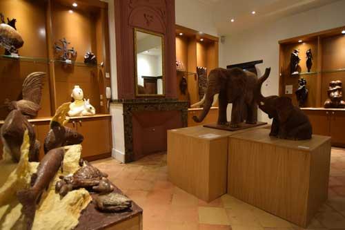 musée art du chocolat lisle-sur-tarn